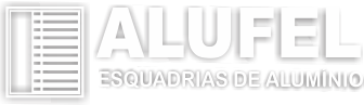 Alufel Esquadrias Logo
